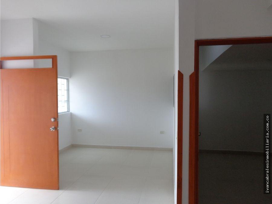 apartamento en arriendo 2o p calle 10 centro