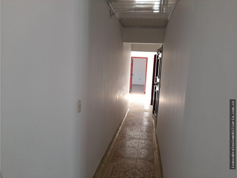 apartamento en arriendo 2o piso sector las llanadas