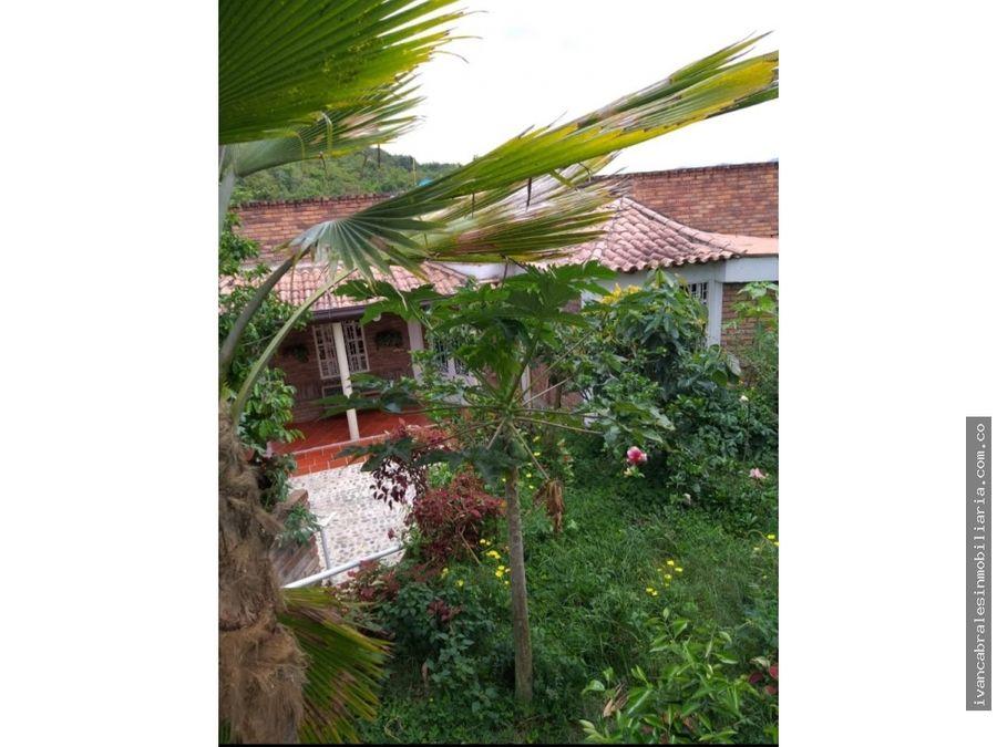cabana en venta en altos del rosal via a la ermita