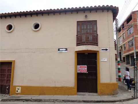 local en arriendo sector el tamaco