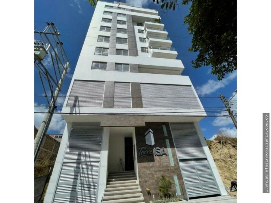 apartamento en venta edtorre isa sector monte lago