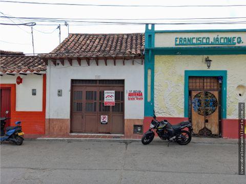 casa en arriendo sector san francisco