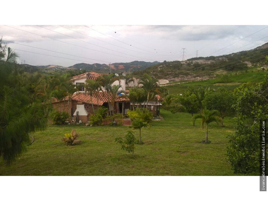 casa campestre via a la ermita