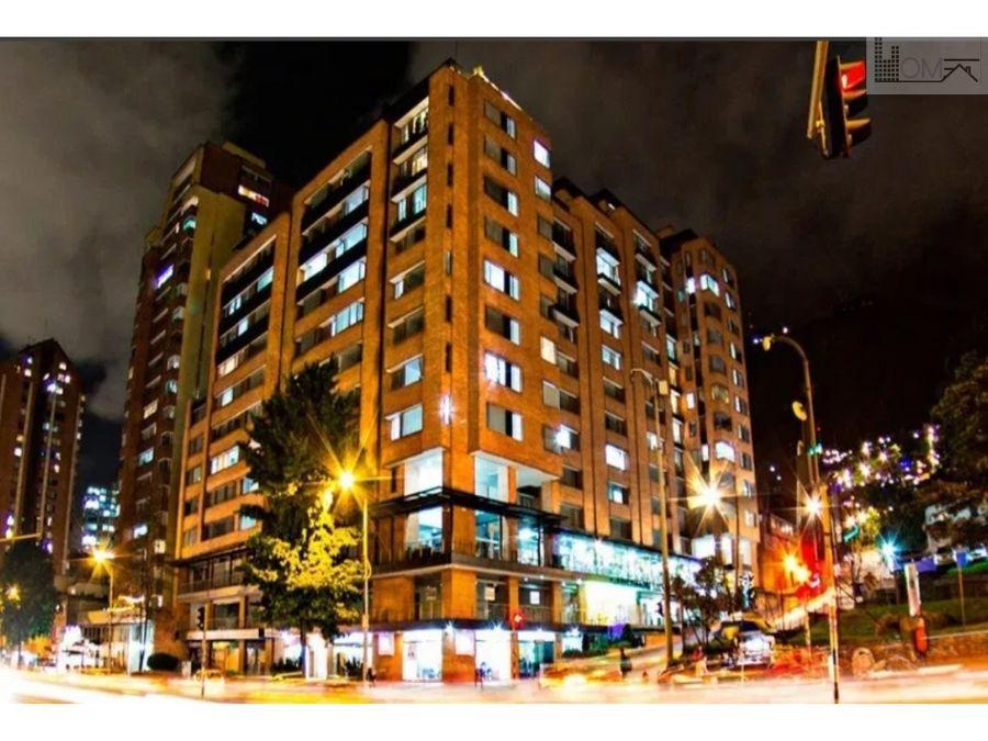 vendo apartamento tres habitaciones en chapinero
