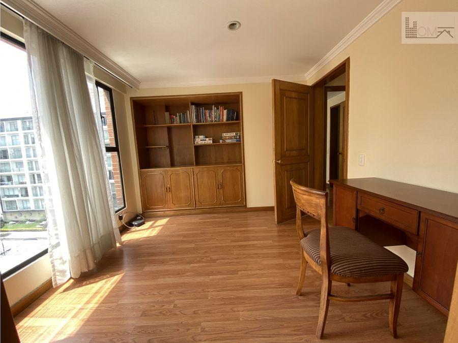 apartamento en venta en antiguo country de 3 habitaciones