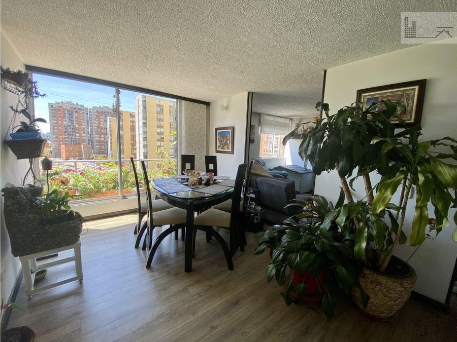 apartamento en venta duplex en tibabita