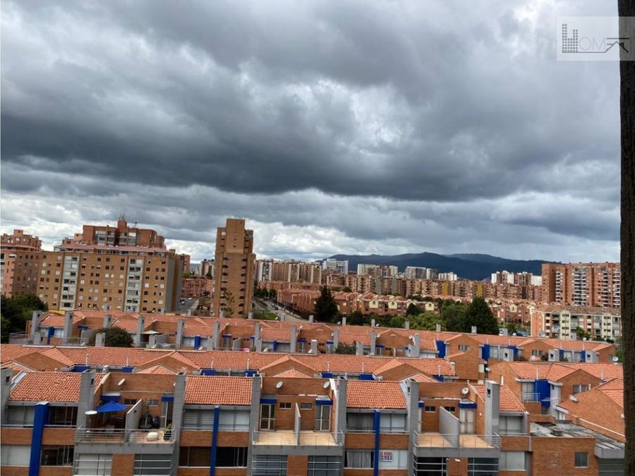 apartamento en venta colina campestre 3 habitaciones