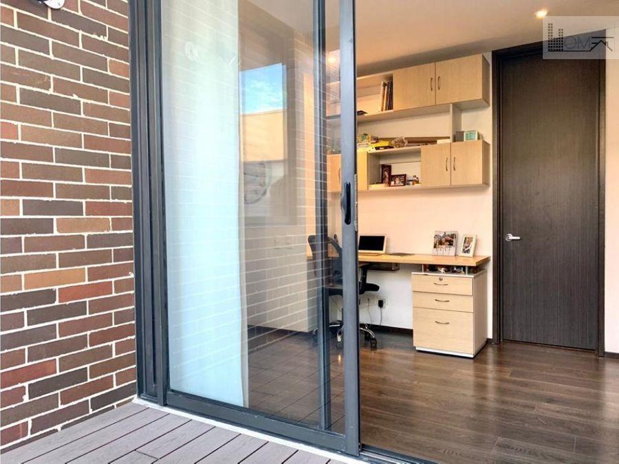 vendo hermoso apartamento en la calleja