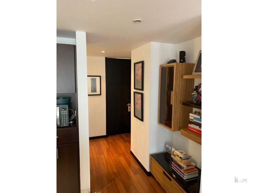 hermoso apartamento en san patricio