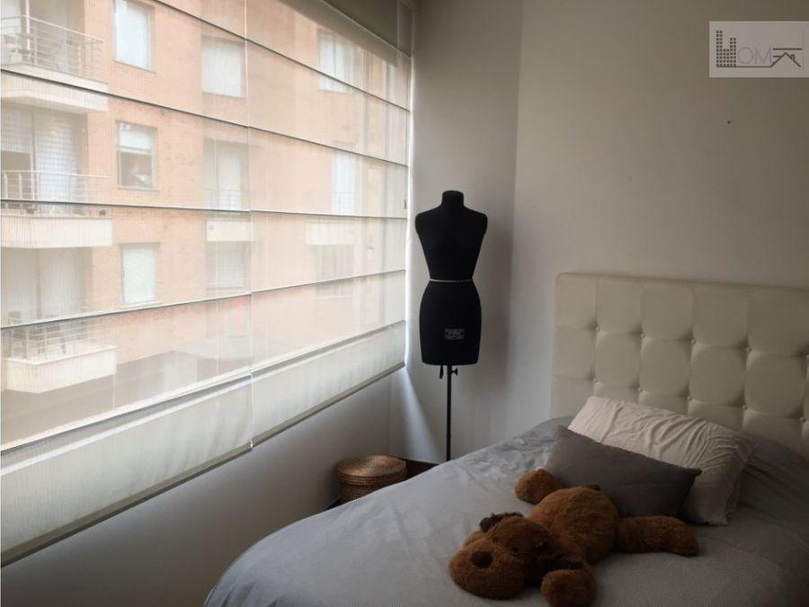 arriendo apartamento amoblado en el refugio