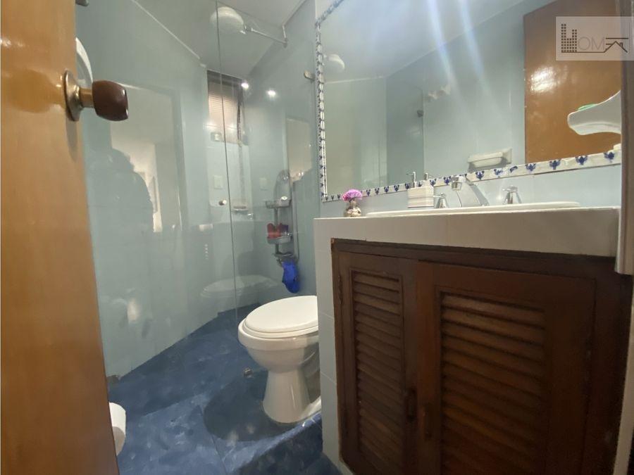 apartamento remodelado en venta en cedritos de 2 habitaciones