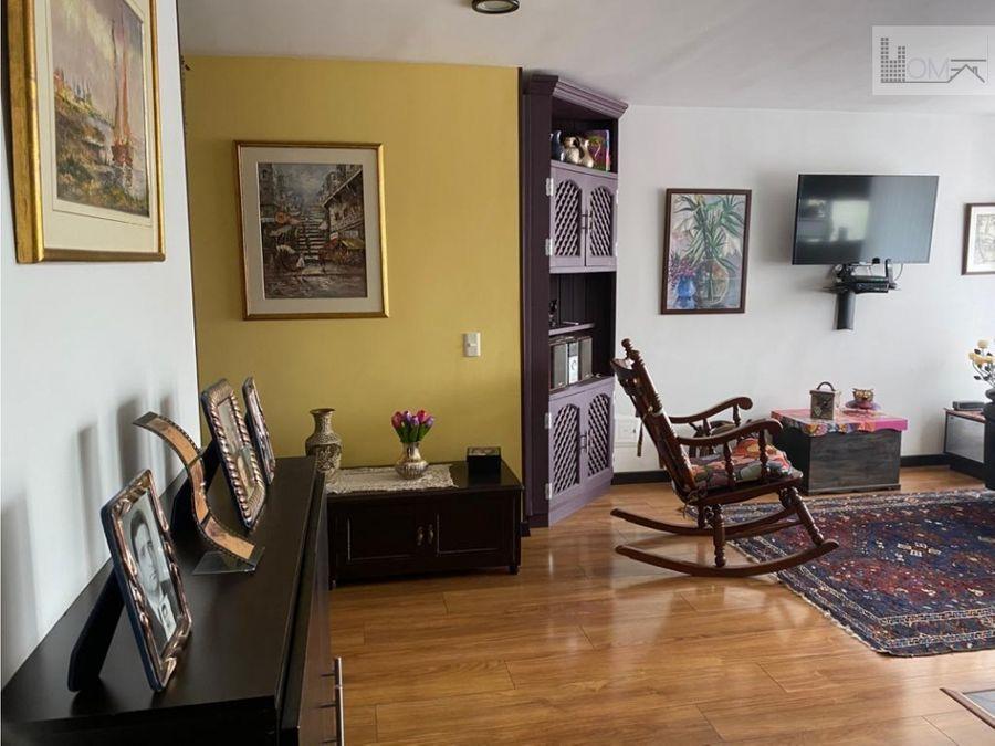 apartamento en venta nueva autopista de 2 habitaciones