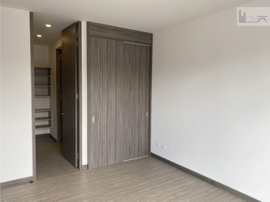 apartamento de dos habitaciones en venta en nuevo country