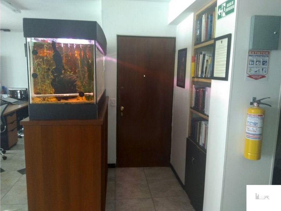 vendo oficina en parkway teusaquillo centro