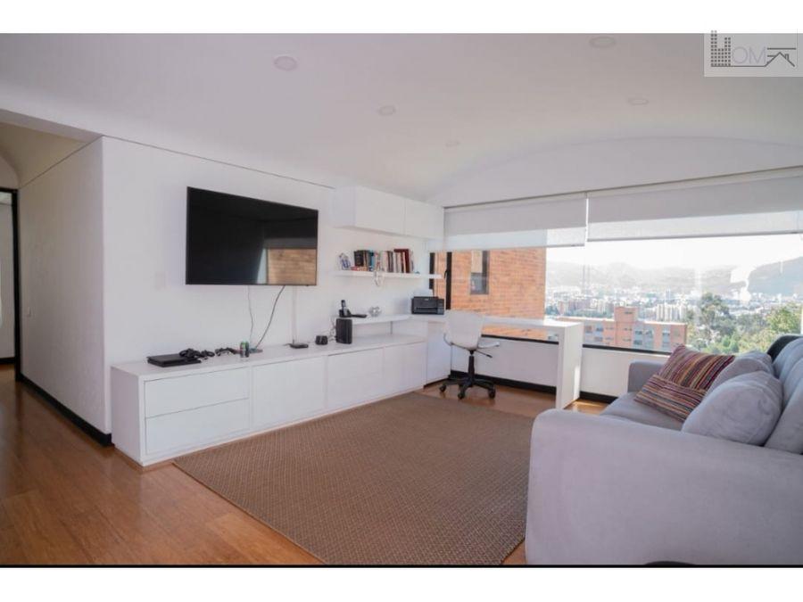 apartamento con vistas en arriendo en altos de suba