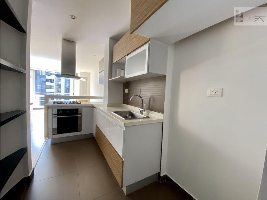 apartamento en venta habitacion y estudio en santa barbara