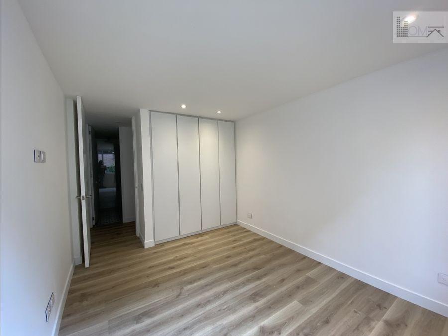 vendo apartamento en chico totalmente remodelado