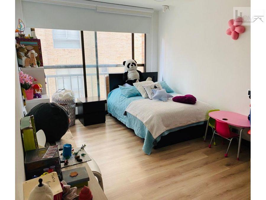 arriendo en chico apartamento