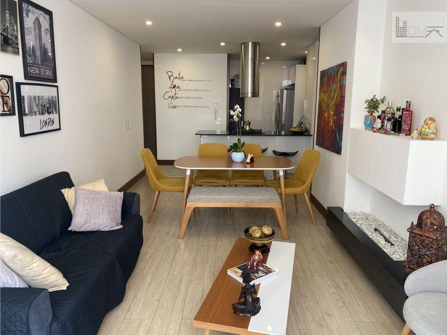 apartamento en venta en chico navarra 2 habitaciones