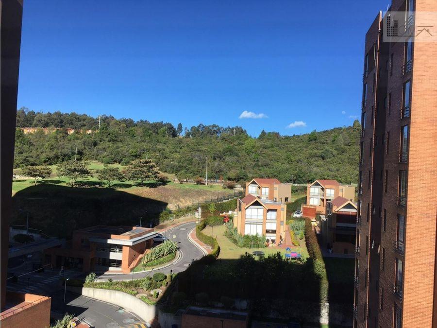 vendo apartamento con vista panoramica altos de la colina