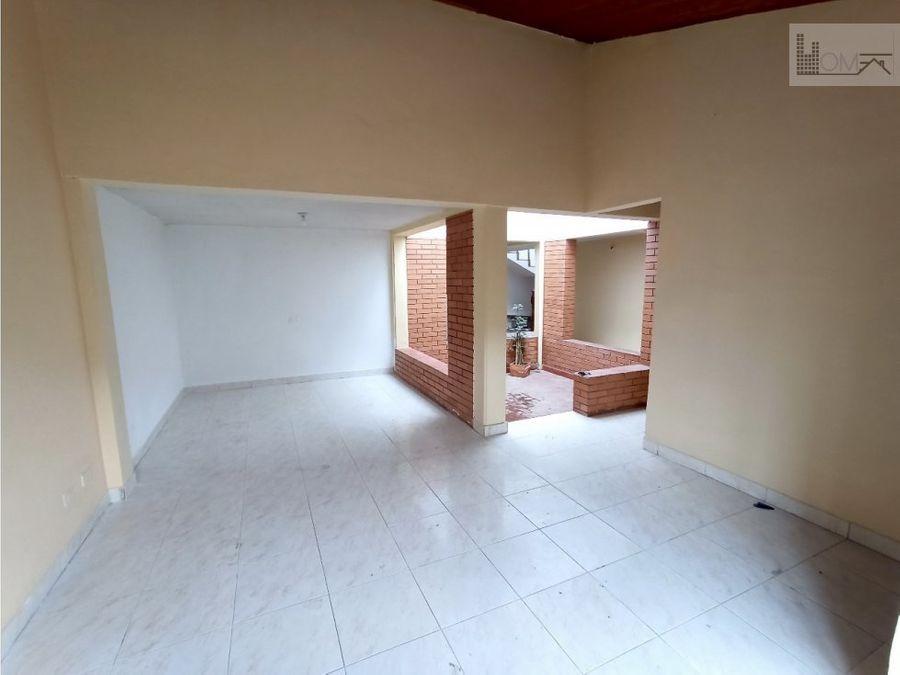 casa en venta en urbanizacion la aldea en popayan