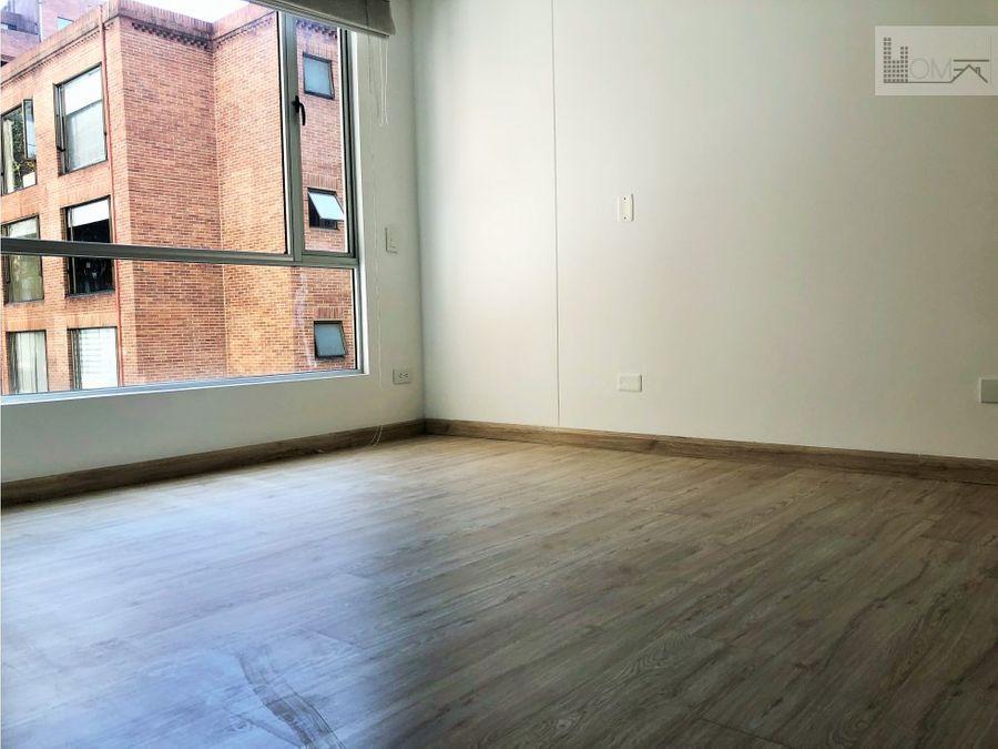 vendo apartamento chico calle 94