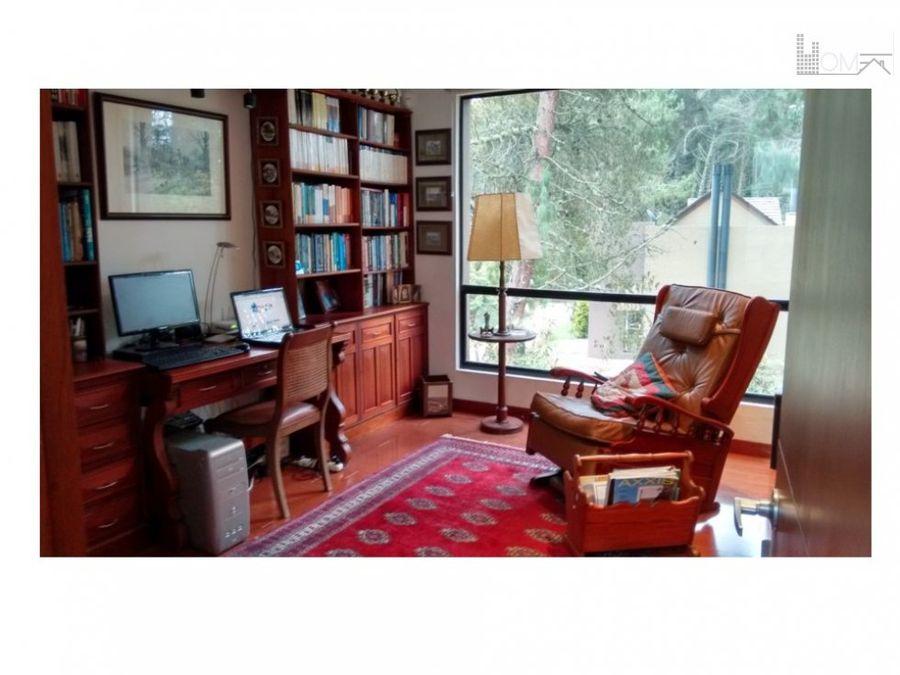 vendo casa en bosque residencial arboretto