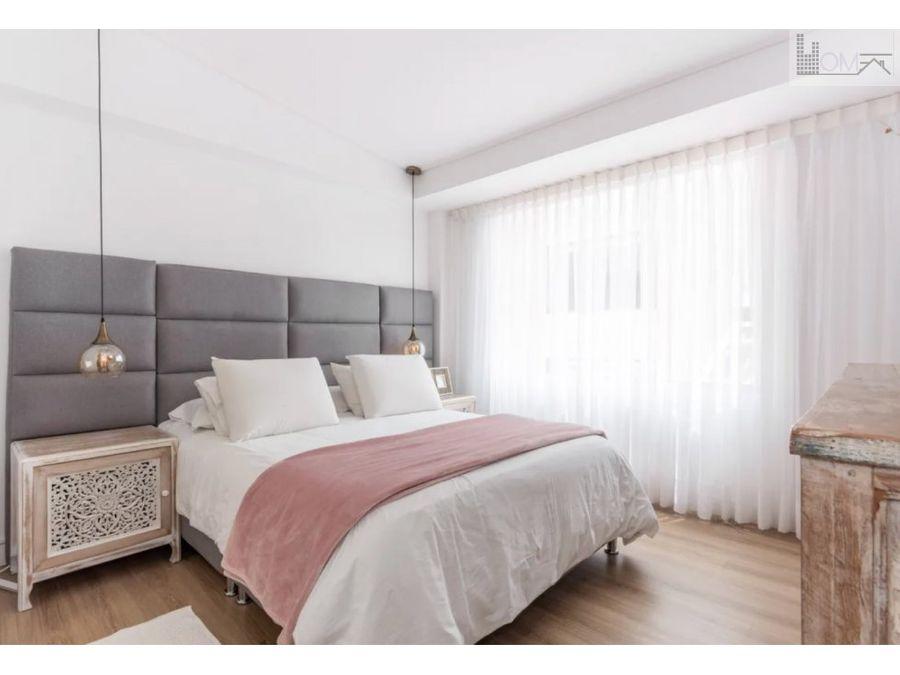 vendo hermoso apartamento remodelado en sta barbara
