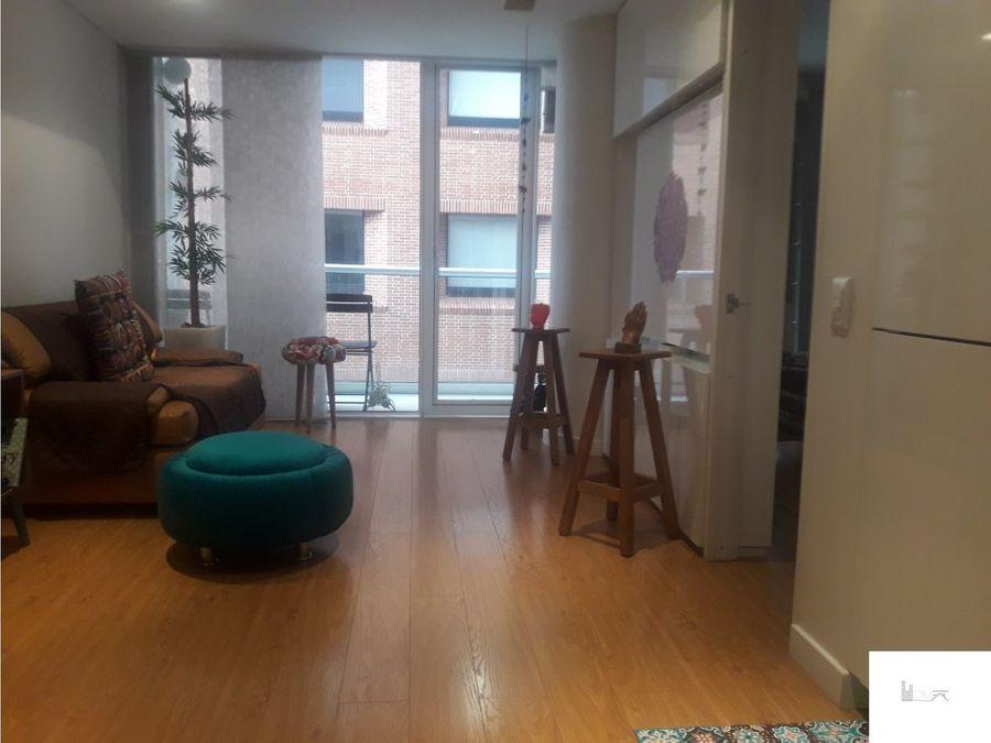 vendo moderno apartamento en chapinero