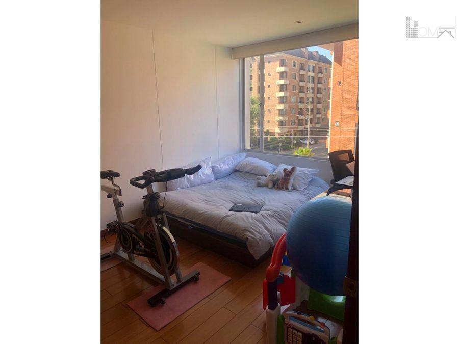 vendo apartamento esquinero en chico navarra