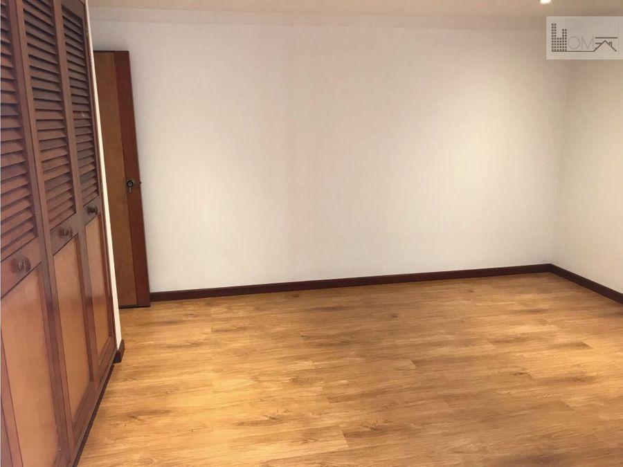 vendo apartamento en altos del chico
