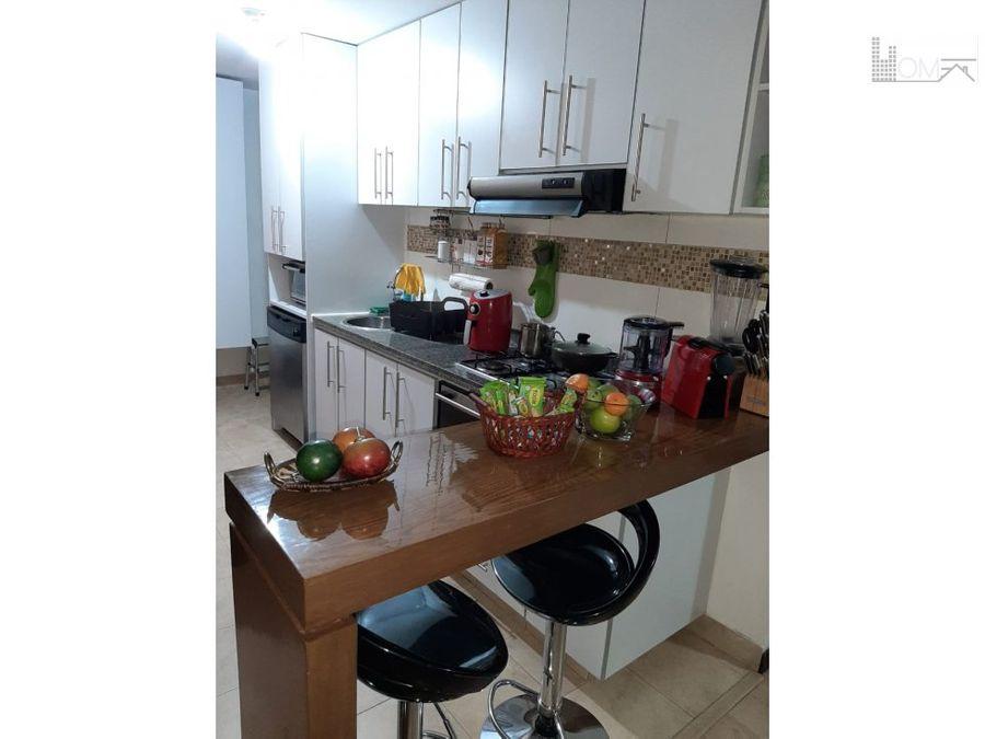 vendo apartamento sector de santa teresa