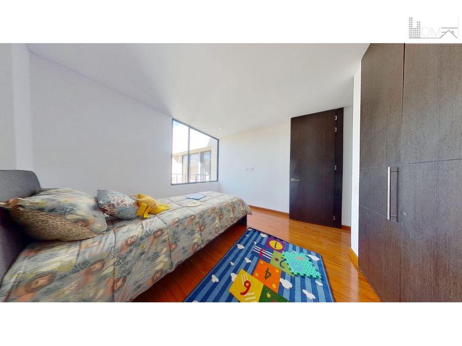 vendo apartamento morana cedritos