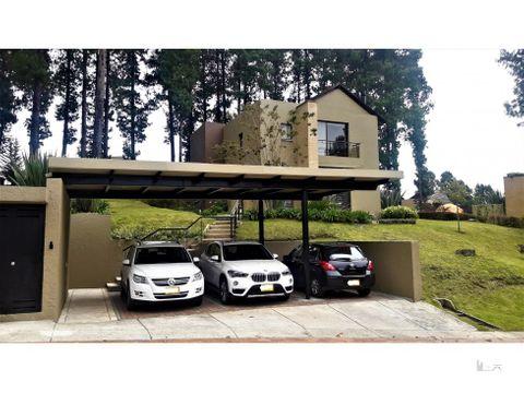 casa en venta bosque residencial arboretto