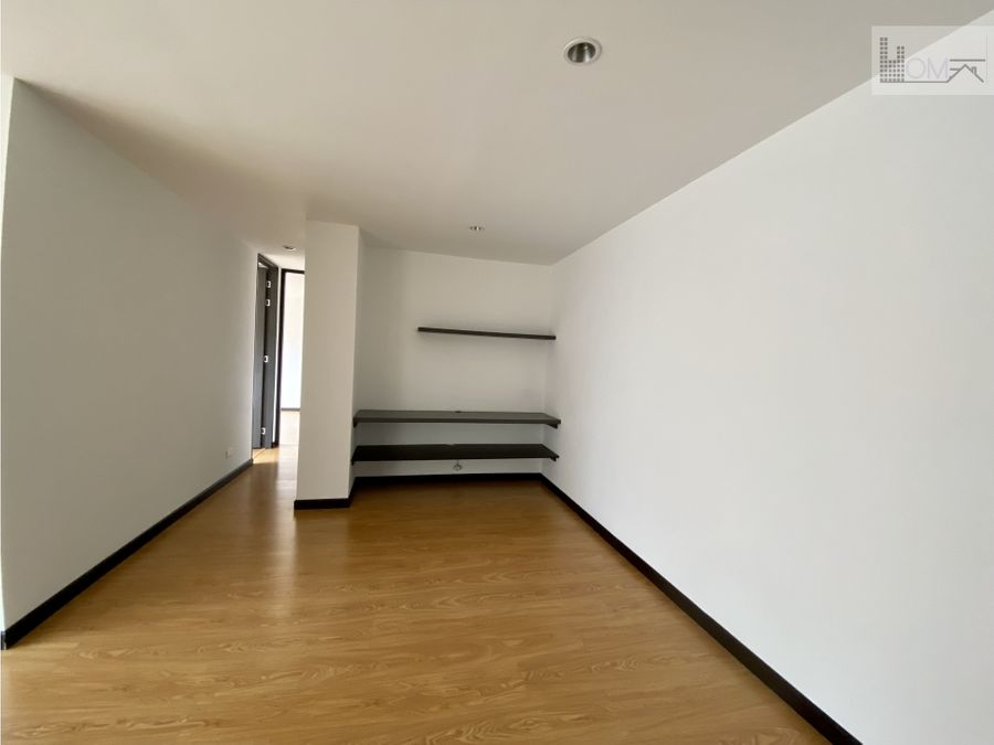 apartamento en venta de 2 habitaciones en cedritos