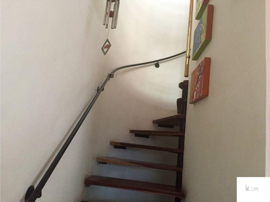 apartamento duplex en santa barbara