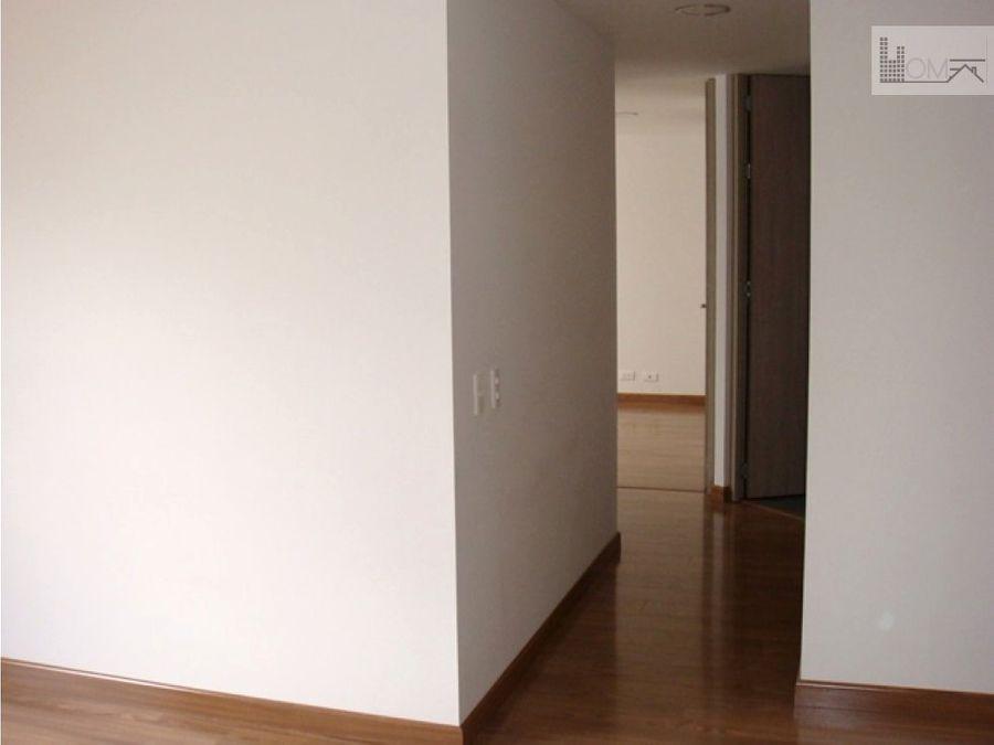 arriendo apartamento 2 habitaciones cedritos