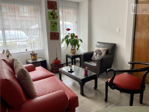 arriendo apartamento remodelado 2 habitaciones en cedritos