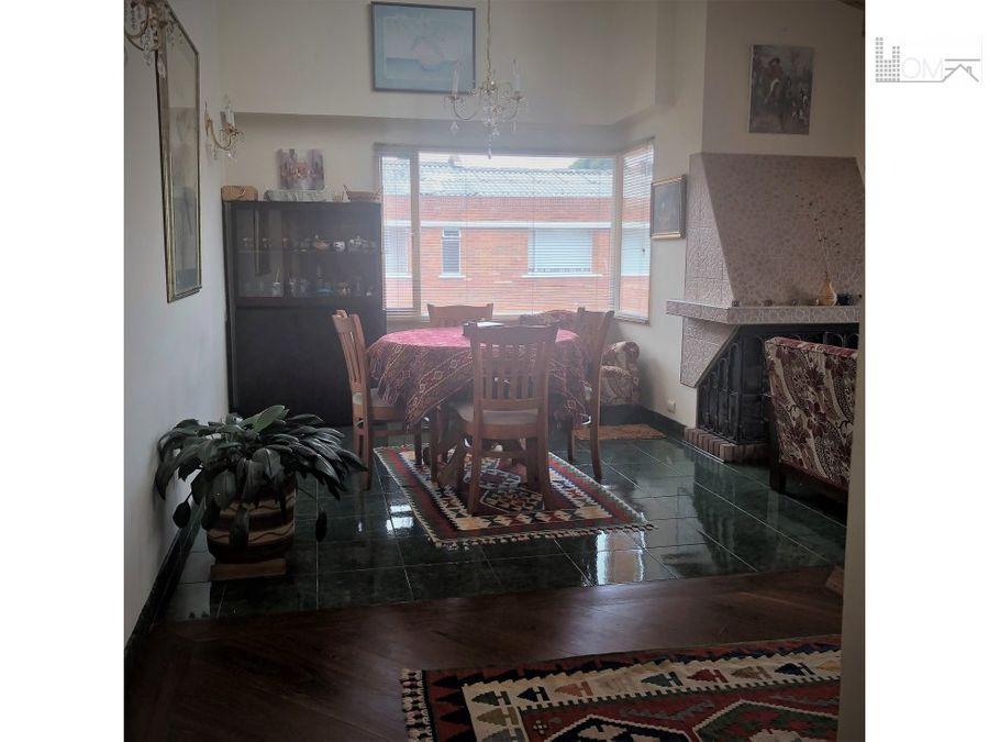 vendo apartamento recreo de los frailes