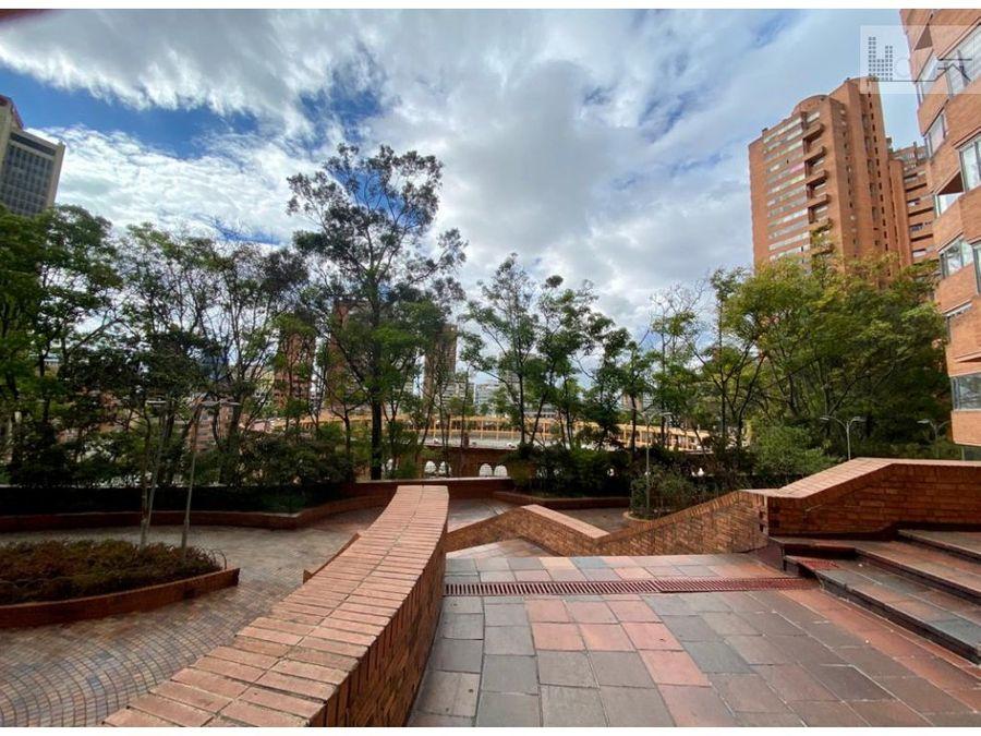 apartamento en arriendo en la macarena torres del parque