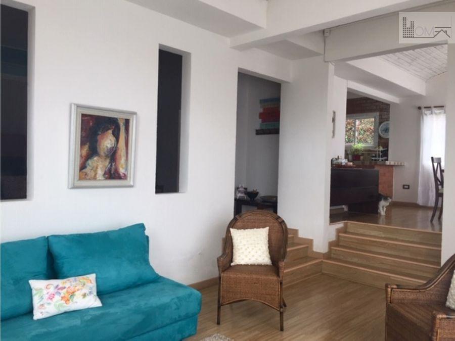 linda casa tabio