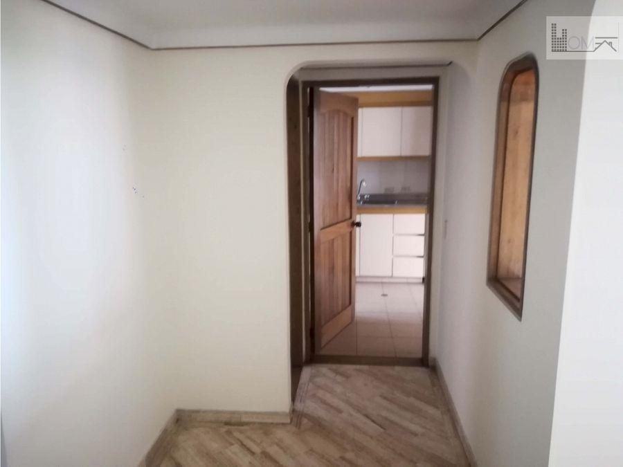 vendo apartamento en el nogal