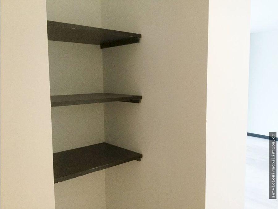 venta apartamento tipo loft en el virrey