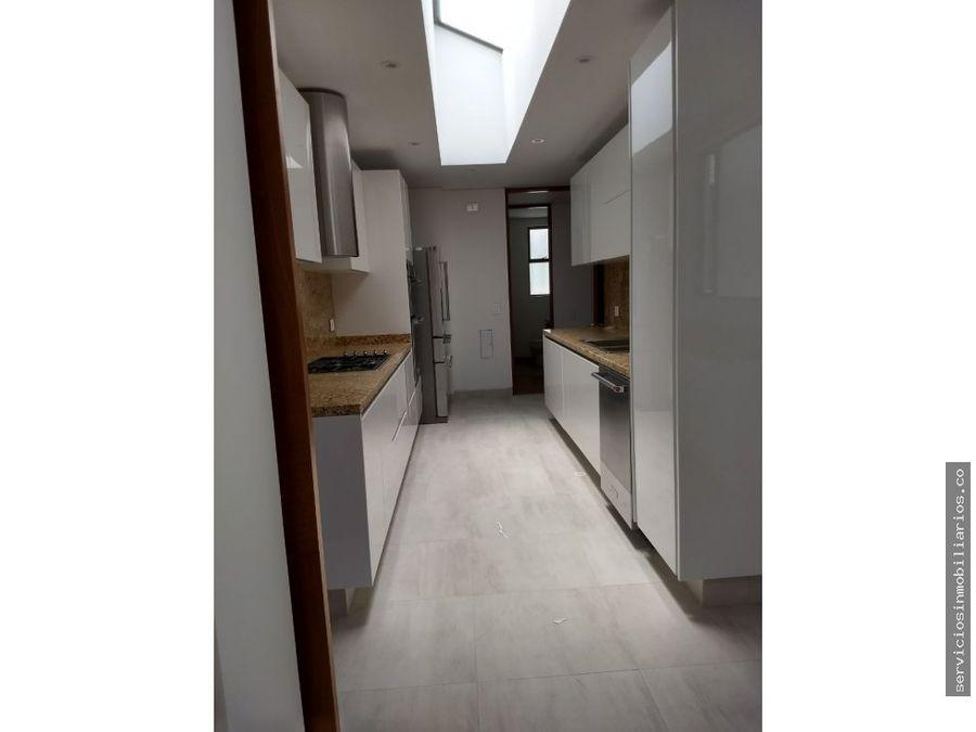 venta apartamento en colinas de suba 220 m2