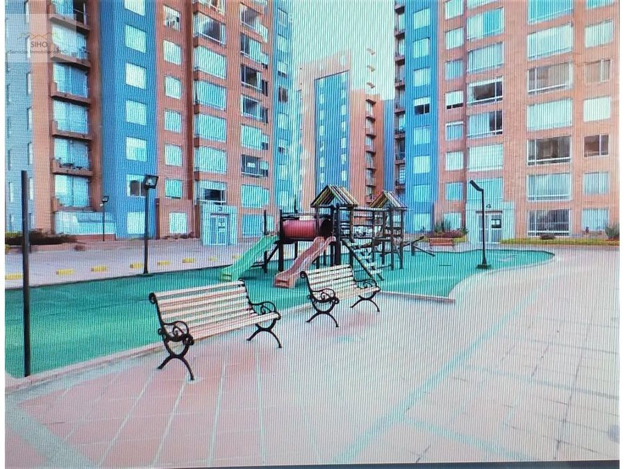 vendo apartamento balcones de santa fe bogota