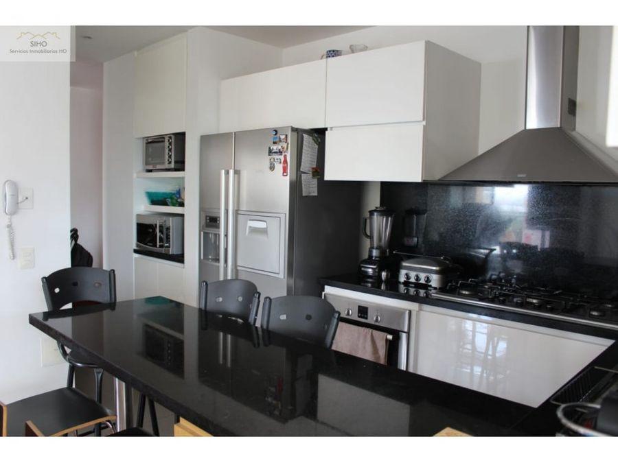 apartamento en venta chapinero alto bogota 145m2