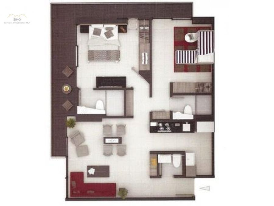 vendo apartamento oceana 91 barranquilla