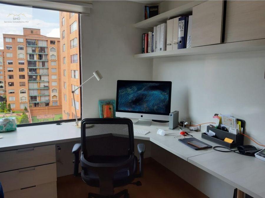 vendo apartamento tipo loft acabados de lujo ciudad salitre oriental