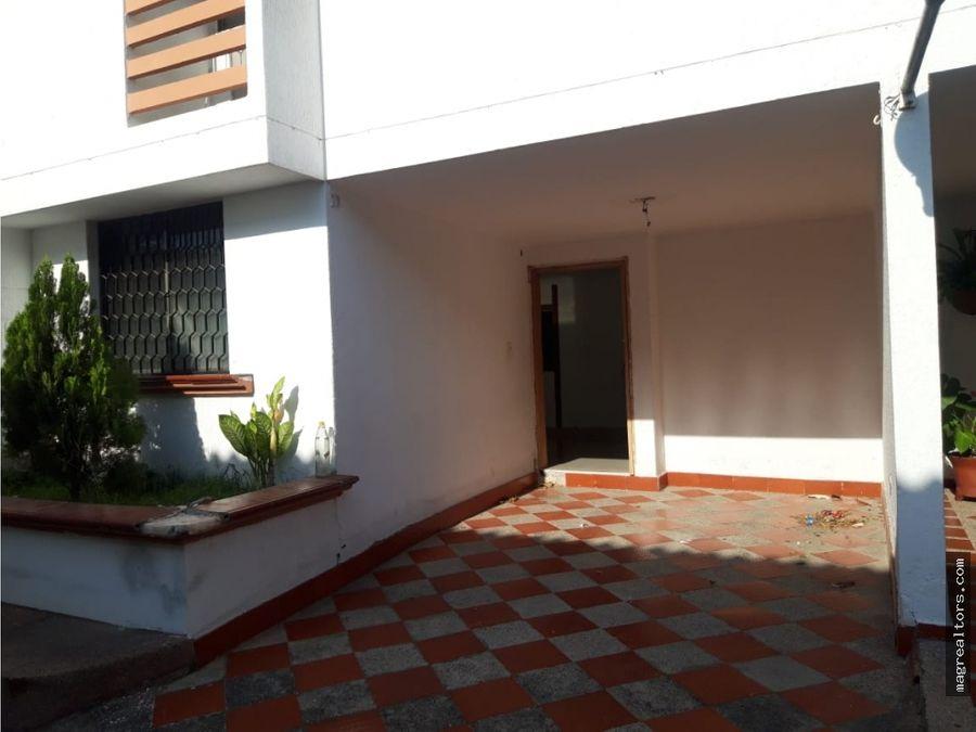 casa en ciudad jardin dentro de conjunto residencial
