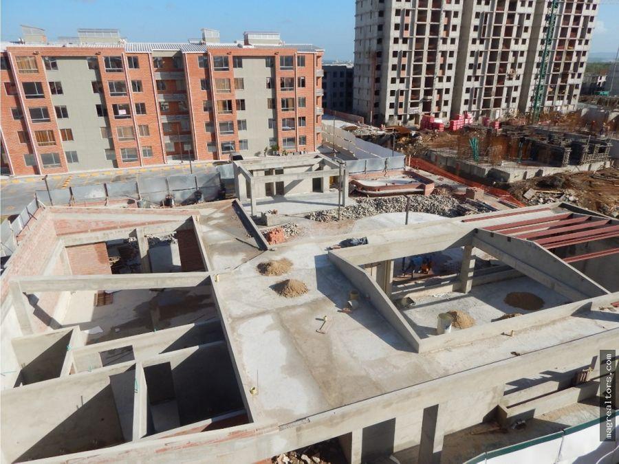 apartamento listo para ser estrenado en nueva zona de la ciudad